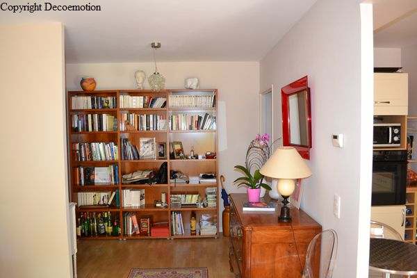 Appartement contemporain p tillant d coratrice d - Decoration interieur appartement 2 pieces ...