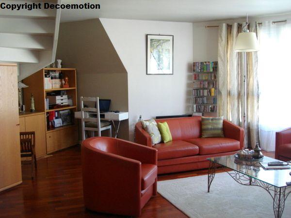 relooking d 39 un appartement avec de nouvelles teintes. Black Bedroom Furniture Sets. Home Design Ideas