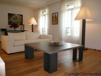 Appartement contemporain zen d coratrice d 39 int rieur for Deco zen appartement