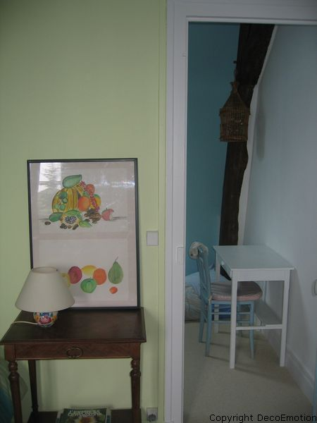 Maison de campagne relook e de la t te aux pieds for Decoration d interieur de maison style campagne