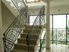 2- Escalier apres rampe escalier et garde corps.JPG