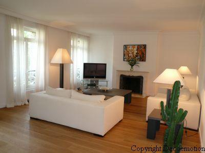 4 apres for Appartement deco contemporain