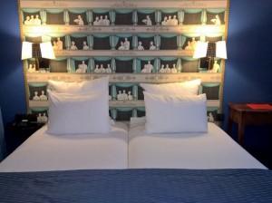 decor tete de lit