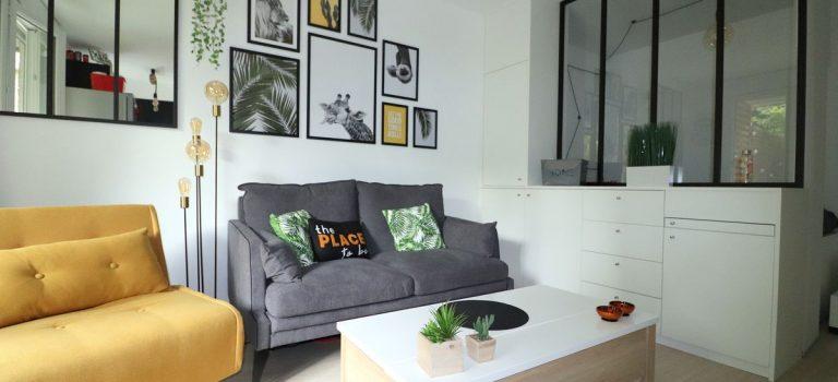 Rénovation d'un studio (Hauts de Seine)